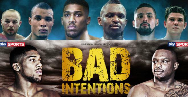 Joshua vs Whyte live streaming free