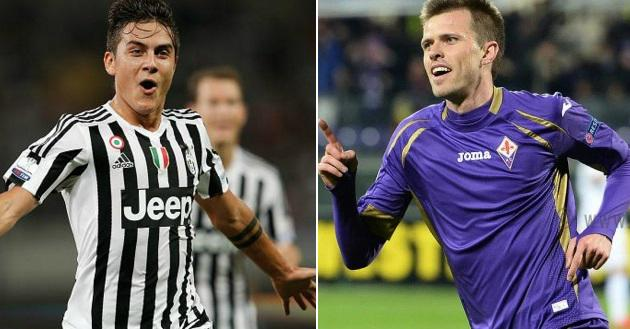 Juventus vs Fiorentina Live Stream Highlights