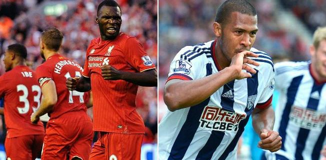 Liverpool vs West Brom Live Stream Highlights