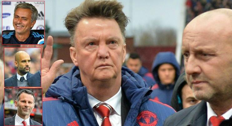 Manchester United New Manager 2016