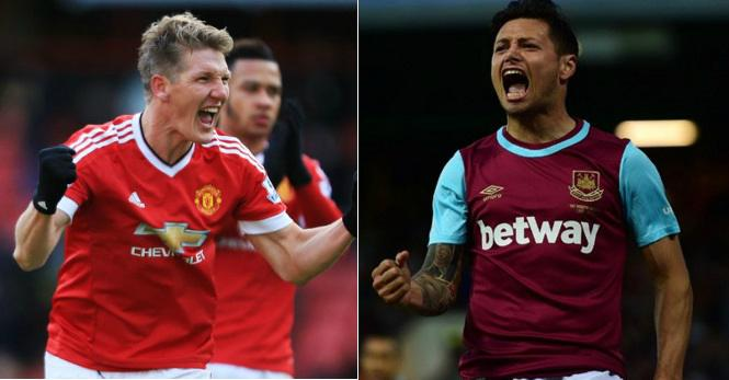 Manchester United vs West Ham Video Highlights