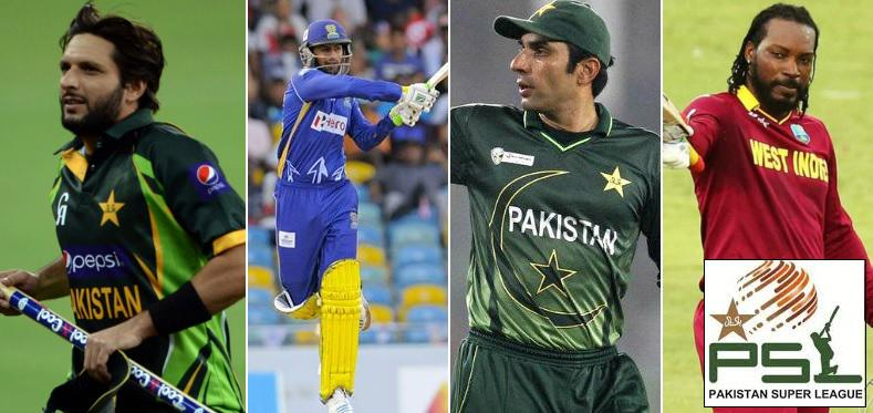 Pakistan Super League 2016 Predictions