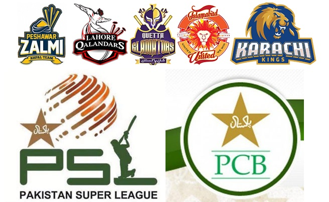 Pakistan Super League Team Squads 2016