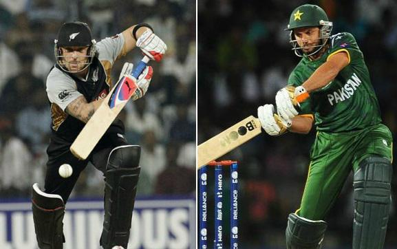 Pakistan vs New Zealand Live Stream