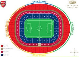 arsenal vs barcelona tickets
