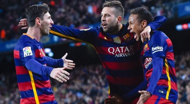 Barcelona vs Sporting Gijon Highlights