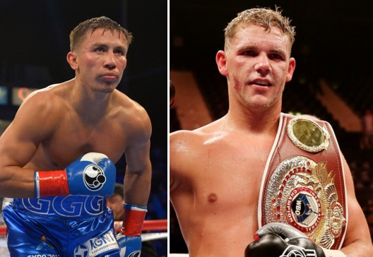 Gennady Golovkin vs Billy Joe Saunders fight date confirmed