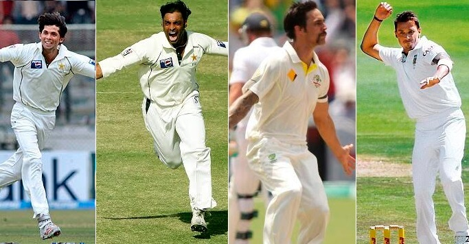 Greatest Fast Bowling Spells in recent Test Cricket History