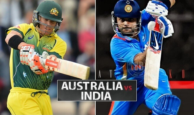 Australia vs India Live Match Stream