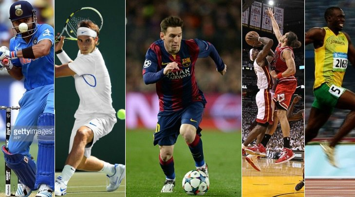 World Biggest Sports