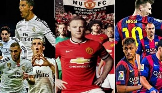 Top 10 Most Popular Football Clubs (According To Different Factors)