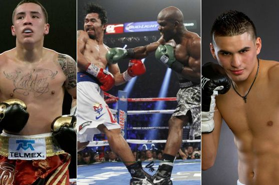 Pacquiao vs Bradley 2016 undercard fights