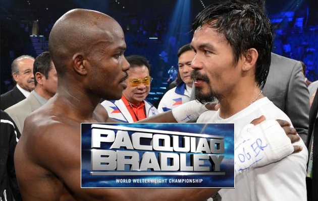 Pacquiao vs Bradley Purse