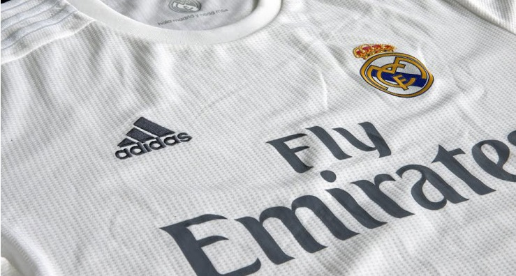 Real Madrid Adidas record breaking kit deal
