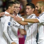Real Madrid vs Malaga Highlights