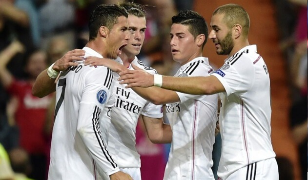 Real Madrid vs Levante Highlights