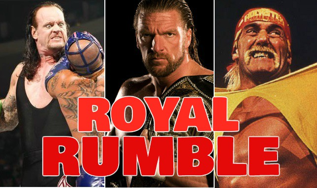 Most Eliminations in Royal Rumble History