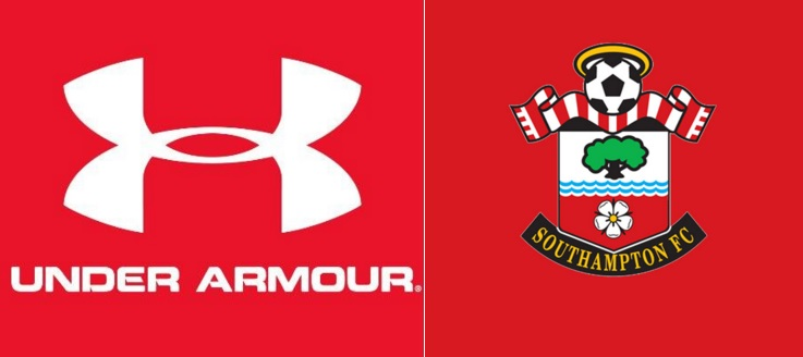 Southampton under armour kit deal