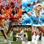 Hottest Cheerleaders Of Super Bowl 2016 (Broncos vs Panthers)