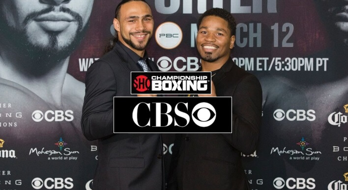 Shawn Porter vs Keith Thurman