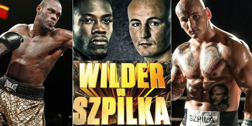 Wilder vs Szpilka Live Stream