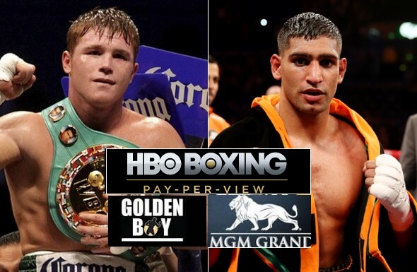 Khan vs Canelo Tickets