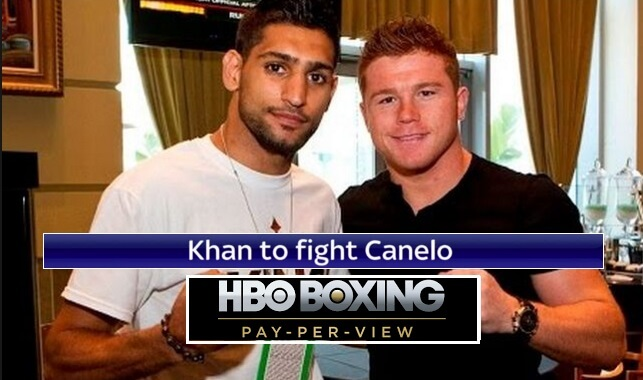 Khan vs Canelo Purse Money