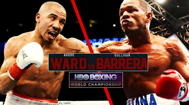 Andre Ward vs Barrera Live Stream
