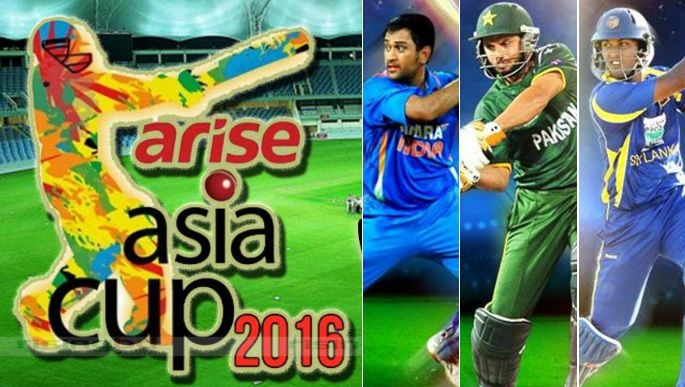 Asia Cup Live Stream
