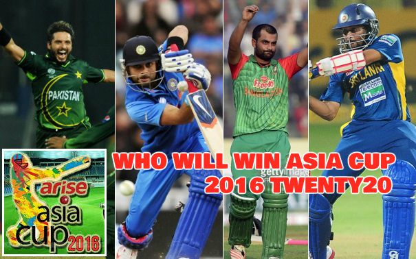 Asia Cup cricket Live