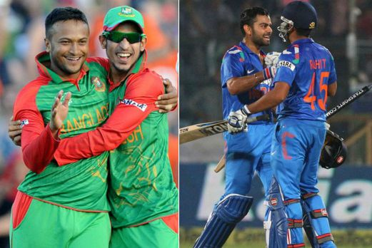 India vs Bangladesh Live Stream Highlights