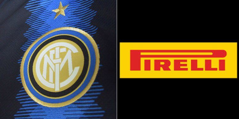New Inter-Pirelli shirt deal