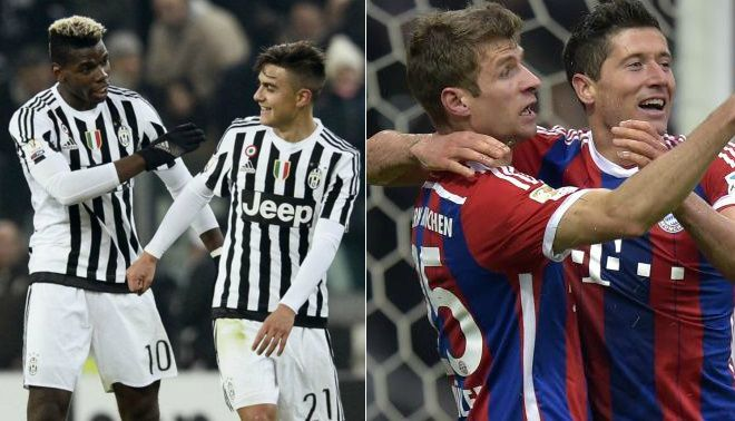 Bayern Munich Juventus Highlights
