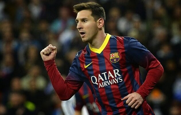 Lionel Messi Salary Net worth