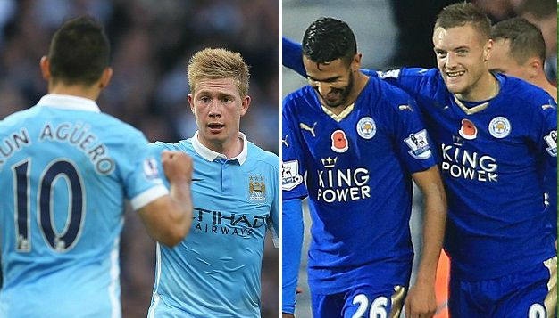 Manchester City vs Leicester City Live Stream Highlights