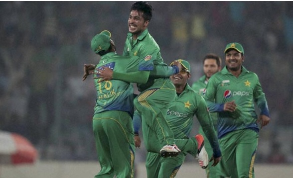Pakistan cricket T20 Highlights