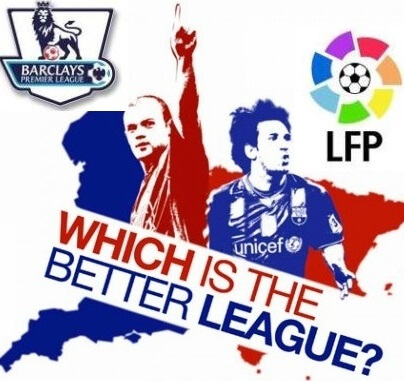 Premier League vs La Liga the best soccer league in the world