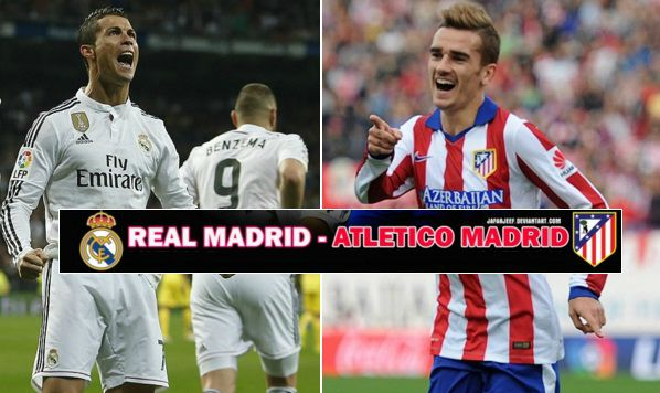Real Madrid vs Atletico Highlights 2016 match