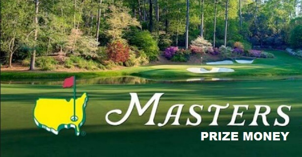 The Masters Golf Prize Money revealed