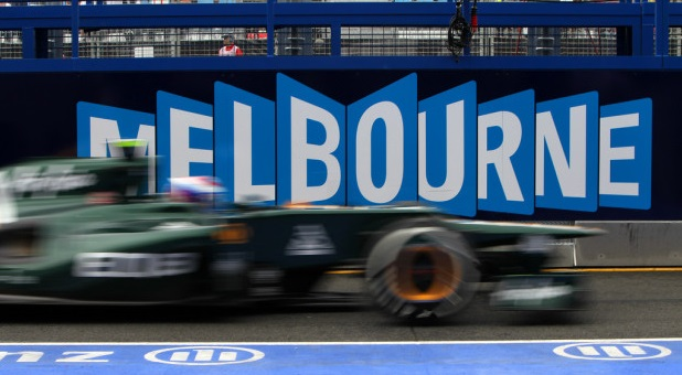 Australian Grand Prix F1 highlights 2016