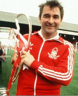 Brian Clough best british manager of all times