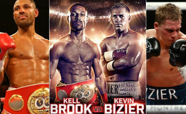 Brook vs Bizier Live Streaming