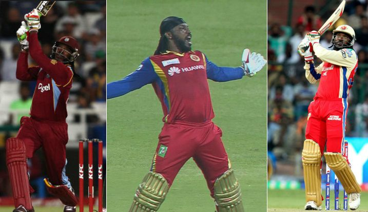 Chris Gayle Greatest Six Hitter in cricket