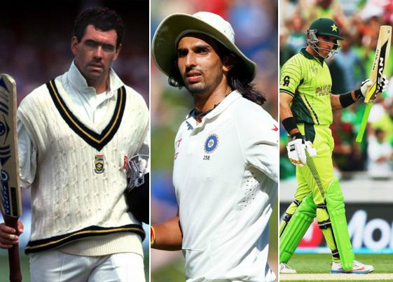 Cricketers who became villain for their own fans