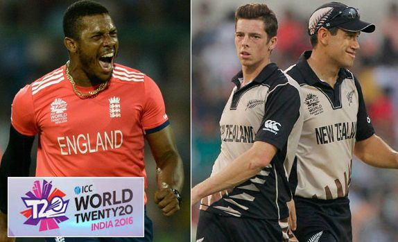 England vs New Zealand T20 world cup Highlights