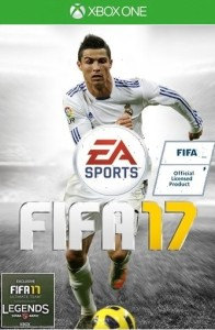 FIFA 17 release date cover details