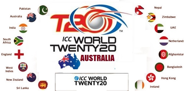ICC World Twenty20 2020 format teams qualifying