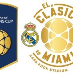2017 International Champions Cup Fixtures, Teams (Confirmed)