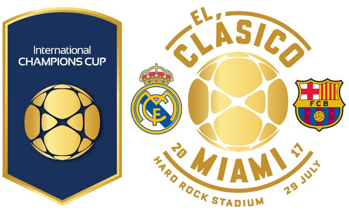 International Champions Cup 2017 Schedule
