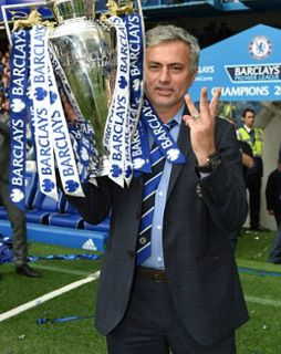 Jose Mourinho best football manager in history